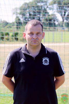 Kierownik drużyny - Marcin Bogus