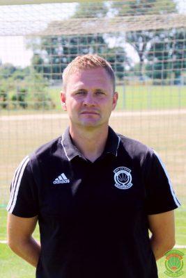 Trener - Arkadiusz Miklosik