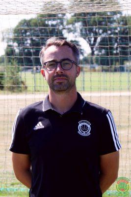 Trener - Eugeniusz Skowron