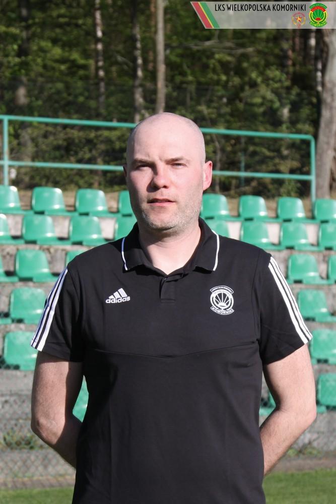 Trener - Dariusz Sylwestrzak
